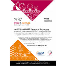 ANFF–AMMRF ShowcaseFlyer